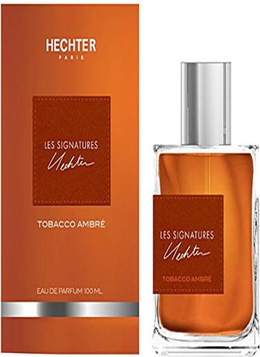 Daniel Hetcher Tobacco Amber EDP 100 ml Erkek Parfüm Renksiz